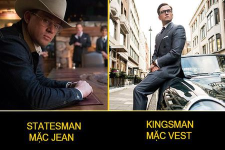 'Kingsman 2' la cuoc dua do 'chat' cua cao boi My va quy ong Anh Quoc - Anh 4