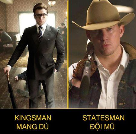 'Kingsman 2' la cuoc dua do 'chat' cua cao boi My va quy ong Anh Quoc - Anh 5