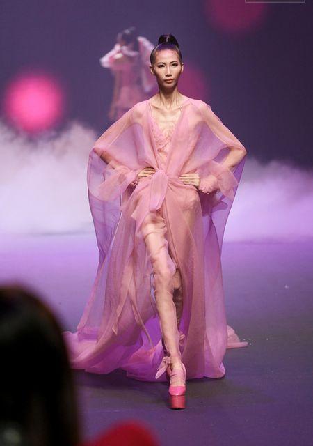 "HH Phan Hoang Thu: ""Gay nhu Cao Ngan la khong du chuan"" - Anh 1"