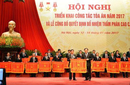 TANDTC: Nhieu doi moi trong cong tac thi dua - khen thuong - Anh 1