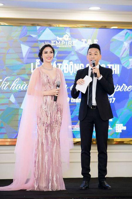 Phat dong cuoc thi Nu Hoang Kim Cuong Empire 2017 - Anh 2
