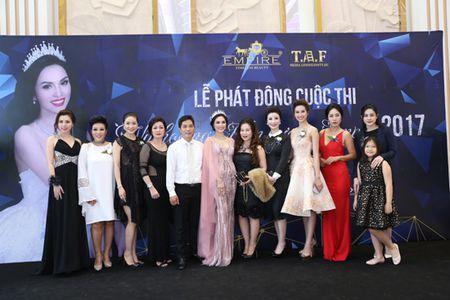 Phat dong cuoc thi Nu Hoang Kim Cuong Empire 2017 - Anh 6