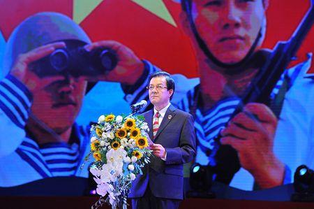 Chuong trinh giao luu nghe thuat Bien dao que huong: Xuc dong va sau lang - Anh 2
