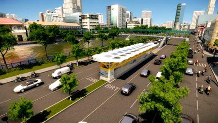 TP.HCM quyet dinh tam ngung trien khai BRT vi khong hieu qua - Anh 1