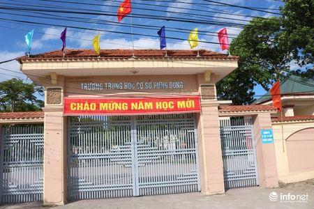 Nghe An: Gan 100% phu huynh truong THCS Hung Dung noi khong voi VNEN - Anh 1