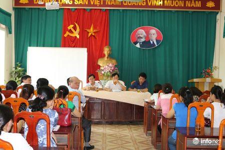 Nghe An: Gan 100% phu huynh truong THCS Hung Dung noi khong voi VNEN - Anh 2