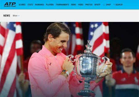 Bao chi the gioi: 'Quai vat' Nadal, mot nam kinh ngac - Anh 3