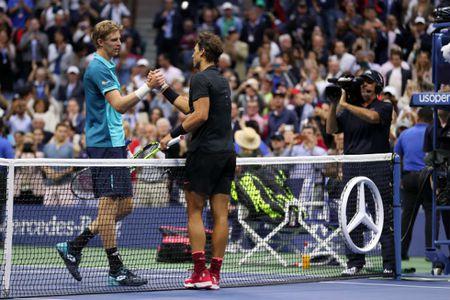Dan SAO Hollywood du khan chung ket US Open, me man Nadal - Anh 1