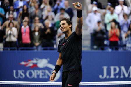 Dan SAO Hollywood du khan chung ket US Open, me man Nadal - Anh 2