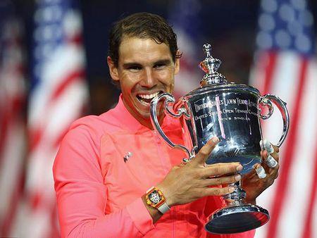 Thong tri US Open: Nadal vi dai nhat, Federer sap 'hit khoi' - Anh 6