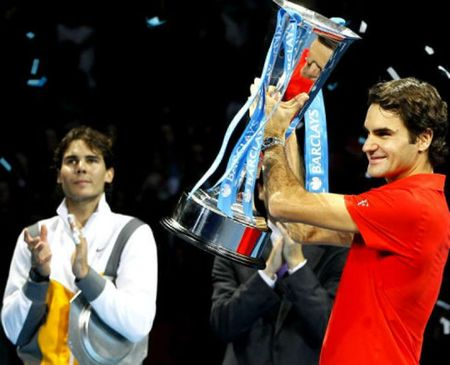 Tennis 24/7: Vo dich US Open, Nadal hen Federer chung ket ATP Finals - Anh 1