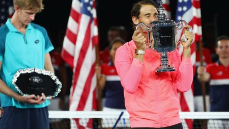 Tennis 24/7: Vo dich US Open, Nadal hen Federer chung ket ATP Finals - Anh 2