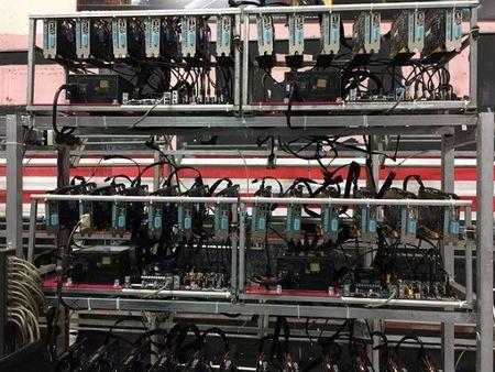 Can than khi nhap may 'dao' Bitcoin Trung Quoc - Anh 1