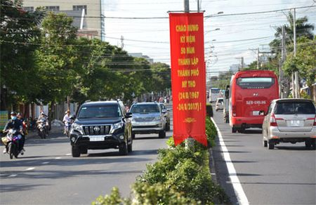 "Du an duong Hung Vuong noi dai, ""diem nhan"" cua vung do thi trung tam - Anh 2"