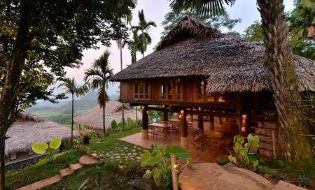 Khu du lich Pu Luong Retreat duoc tai hoat dong - Anh 1