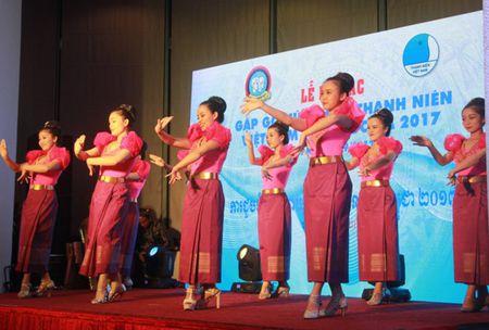 Be mac Gap go Huu nghi Thanh nien Viet Nam - Campuchia 2017 - Anh 1