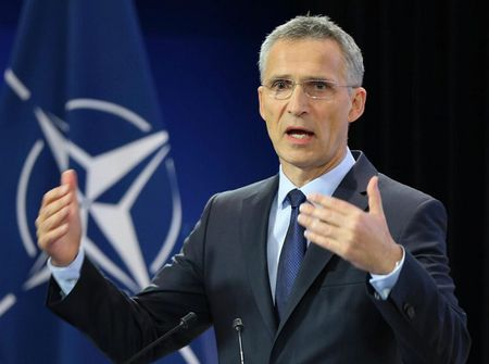 NATO muon can thiep vao tinh hinh Trieu Tien - Anh 1