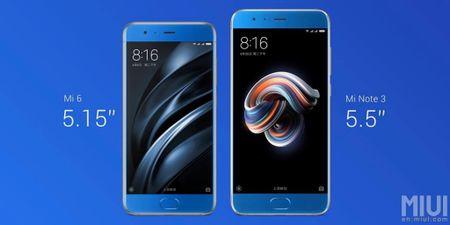 Xiaomi gioi thieu Mi Note 3: Snapdragon 660, camera kep - Anh 1