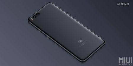 Xiaomi gioi thieu Mi Note 3: Snapdragon 660, camera kep - Anh 2