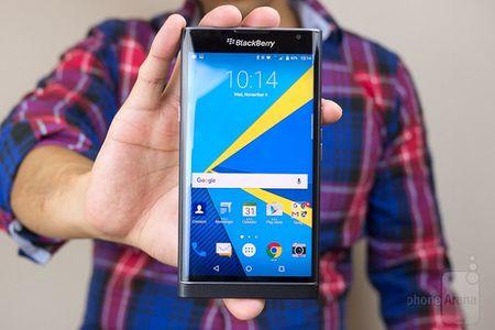 Blackberry xac nhan Priv se chay o Android 6 den het vong doi - Anh 1