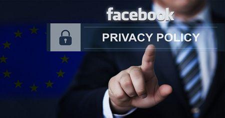 Tay Ban Nha: Facebook bi phat 1,5 trieu USD vi vi pham quyen rieng tu - Anh 1