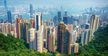 Lieu khung hoang bat dong san nam 1997 o Hong Kong co lap lai? - Anh 1