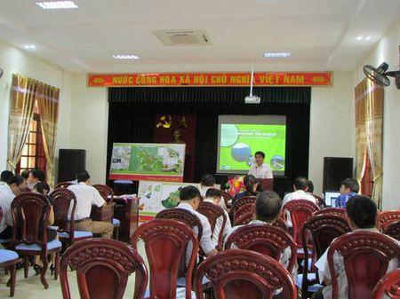 Nghe An: Xay dung do thi Con Cuong den nam 2030 thanh do thi sinh thai - Anh 1