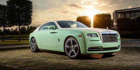 Bo suu tap Rolls-Royce thua rieng cua trieu phu Michael Fux - Anh 10