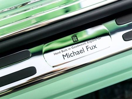 Bo suu tap Rolls-Royce thua rieng cua trieu phu Michael Fux - Anh 13