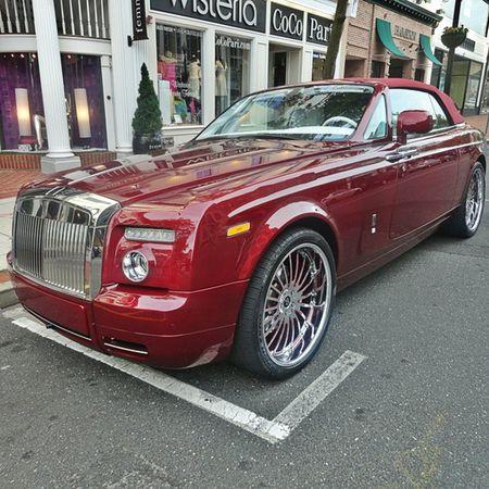 Bo suu tap Rolls-Royce thua rieng cua trieu phu Michael Fux - Anh 2