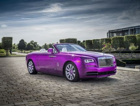 Bo suu tap Rolls-Royce thua rieng cua trieu phu Michael Fux - Anh 4