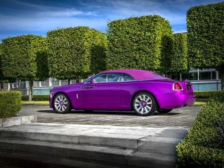 Bo suu tap Rolls-Royce thua rieng cua trieu phu Michael Fux - Anh 6