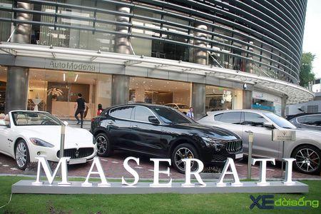 Hoi yeu xe Maserati hoa nhip chung mot mai nha - Anh 2