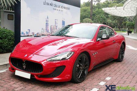 Hoi yeu xe Maserati hoa nhip chung mot mai nha - Anh 3