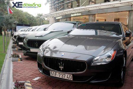 Hoi yeu xe Maserati hoa nhip chung mot mai nha - Anh 5