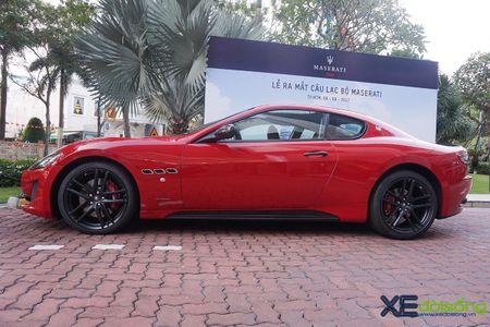 Hoi yeu xe Maserati hoa nhip chung mot mai nha - Anh 6
