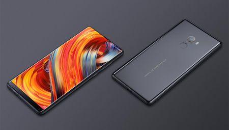 Xiaomi ra mat Mi MIX 2: vien sieu mong, man hinh ty le 18:9, gia tu 11,5 trieu - Anh 1
