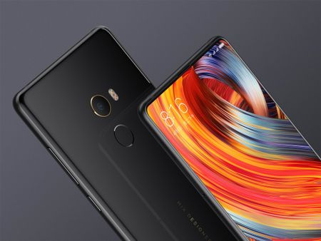 Xiaomi ra mat Mi MIX 2: vien sieu mong, man hinh ty le 18:9, gia tu 11,5 trieu - Anh 2
