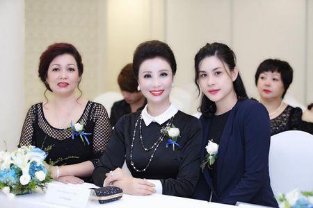 Khoi dong cuoc thi nu hoang danh cho tuoi 50 - Anh 2