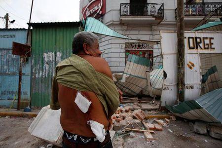 Mexico tan hoang sau dong dat - Anh 8