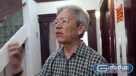 BOT Giao thong: TS. Nguyen Si Dung len tieng - Anh 1