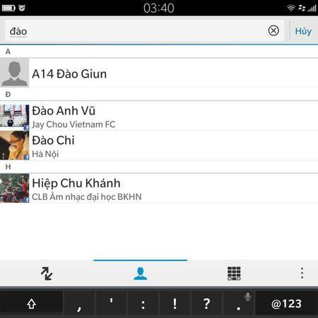 BlackBerry: thoi vang son da qua, tuong lai nao phia truoc? - Anh 15