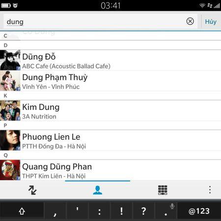 BlackBerry: thoi vang son da qua, tuong lai nao phia truoc? - Anh 16