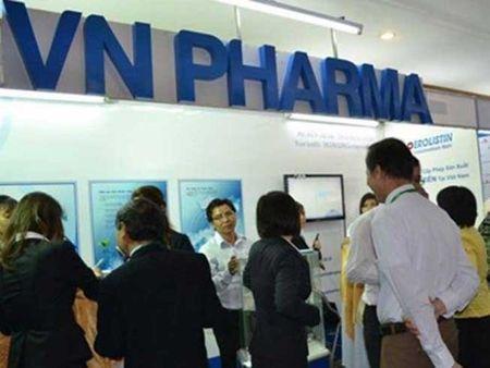 Vu VN Pharma: Cong bo Quyet dinh thanh tra tai Bo Y te vao ngay 15/9 - Anh 1