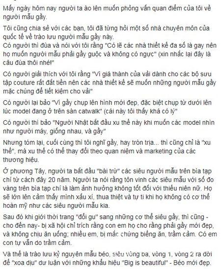 Sao Viet buc xuc khi Cao Ngan bi de biu gay nhu 'xac uop' - Anh 12