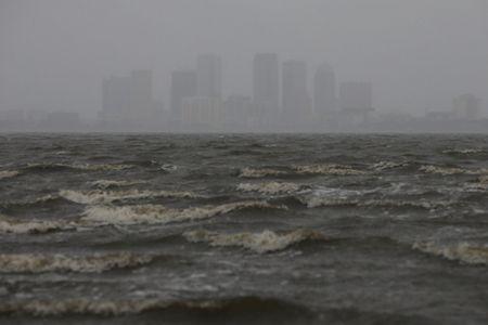 Hinh anh bao Irma khien Florida nhu o 'vung toi mat trang' - Anh 4