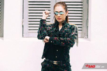 Lam Khanh Chi bat ngo 'to' Phuong Thanh tung bo show dien vi bi xui giuc - Anh 1