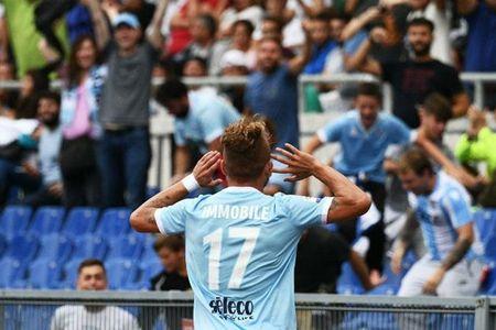 AC Milan thua soc 1 - 4 tren san cua Lazio - Anh 1