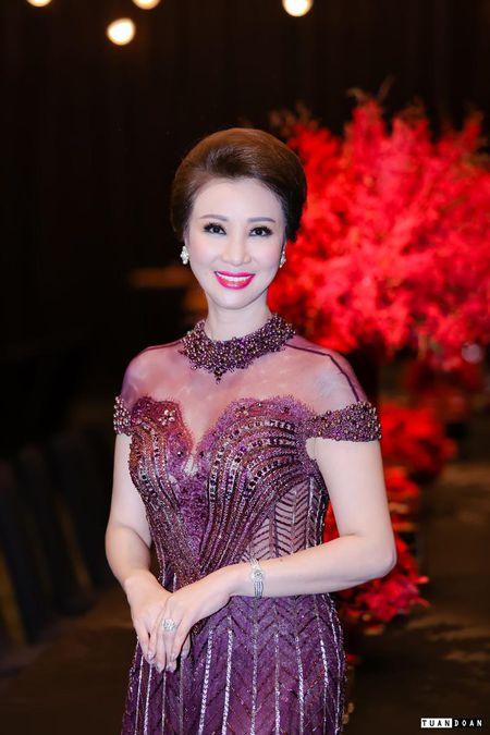 Hoa hau Ngo Phuong Lan va Thu Thuy lam huan luyen vien Hoa hau Dai Duong 2017 - Anh 5
