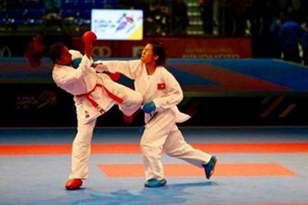 Karatedo Viet Nam gianh tam HCV lich su voi Nguyen Thi Ngoan - Anh 1